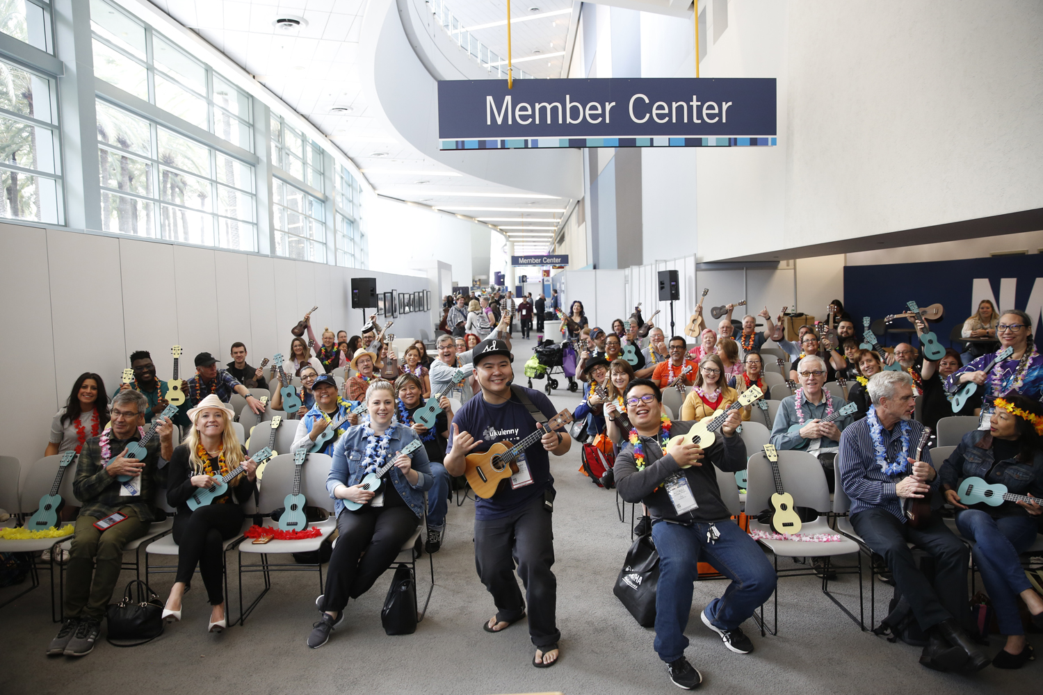 Community Music Making at The NAMM Show