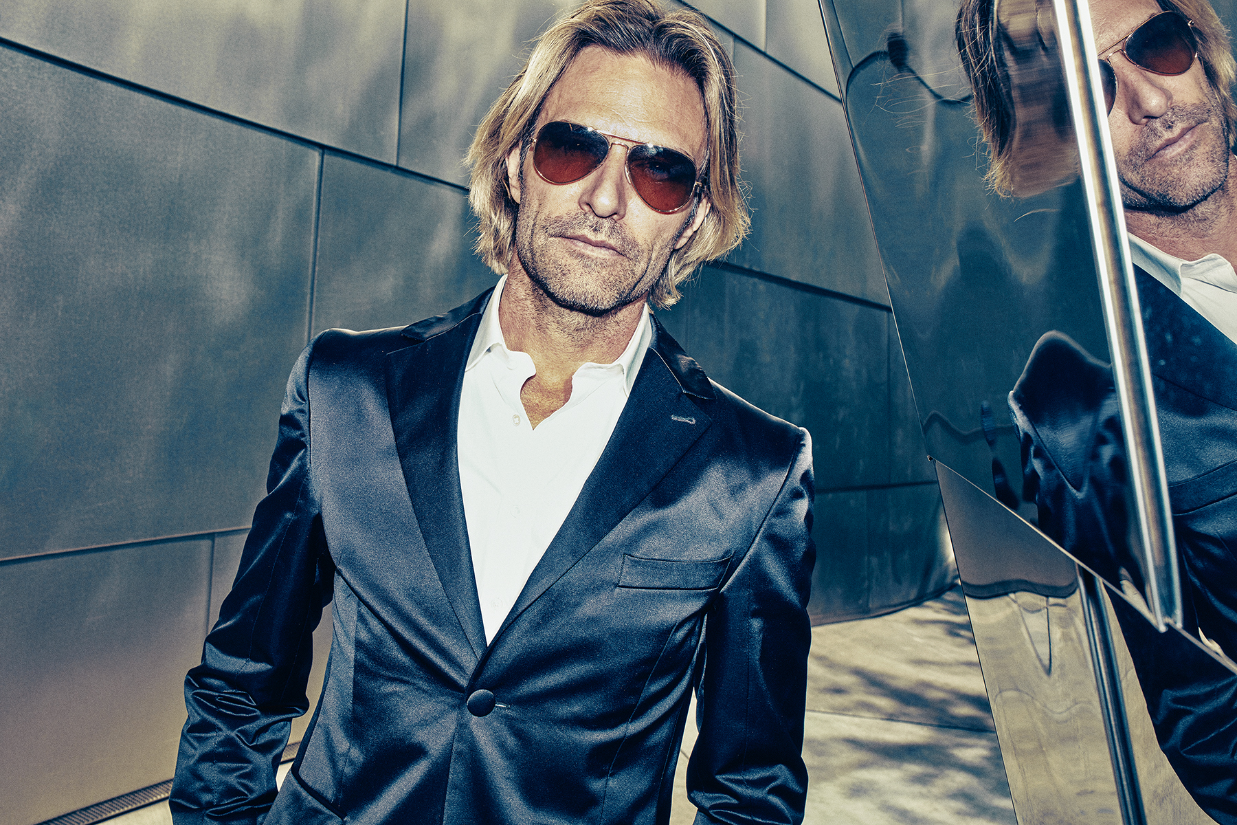 Eric Whitacre at The 2019 NAMM Show