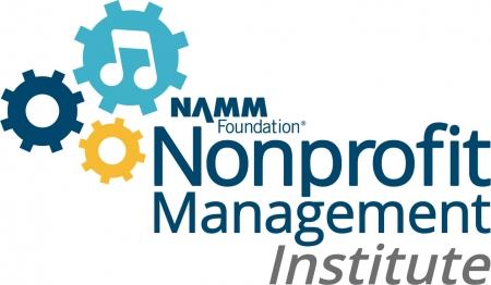 Nonprofit Management Institute at The 2020 NAMM Show logo