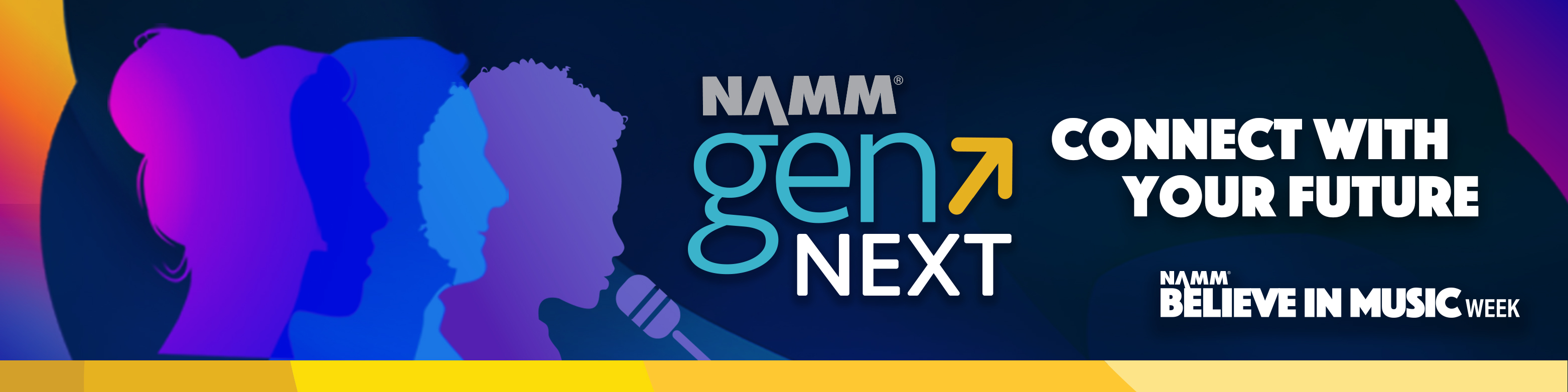 NAMM's GenNext Program