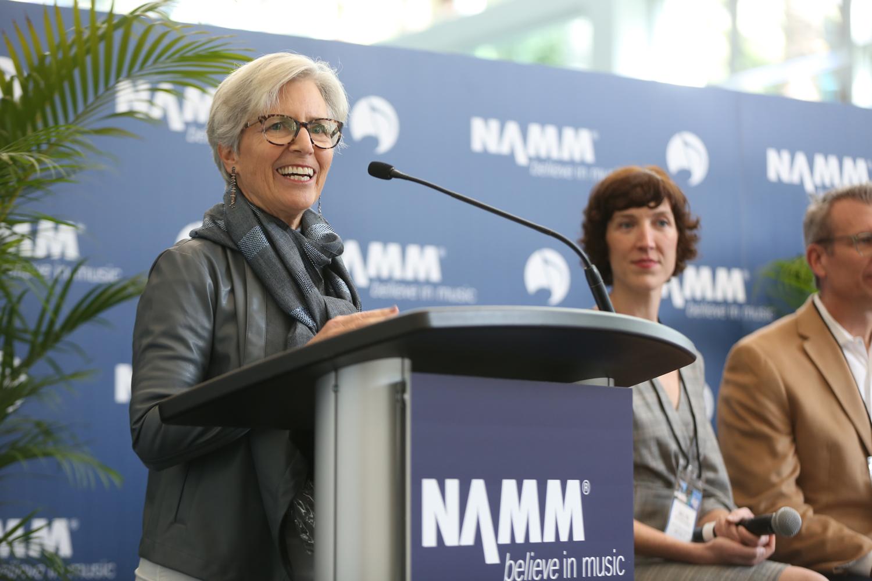 Nonprofit Management Institute at The NAMM Show