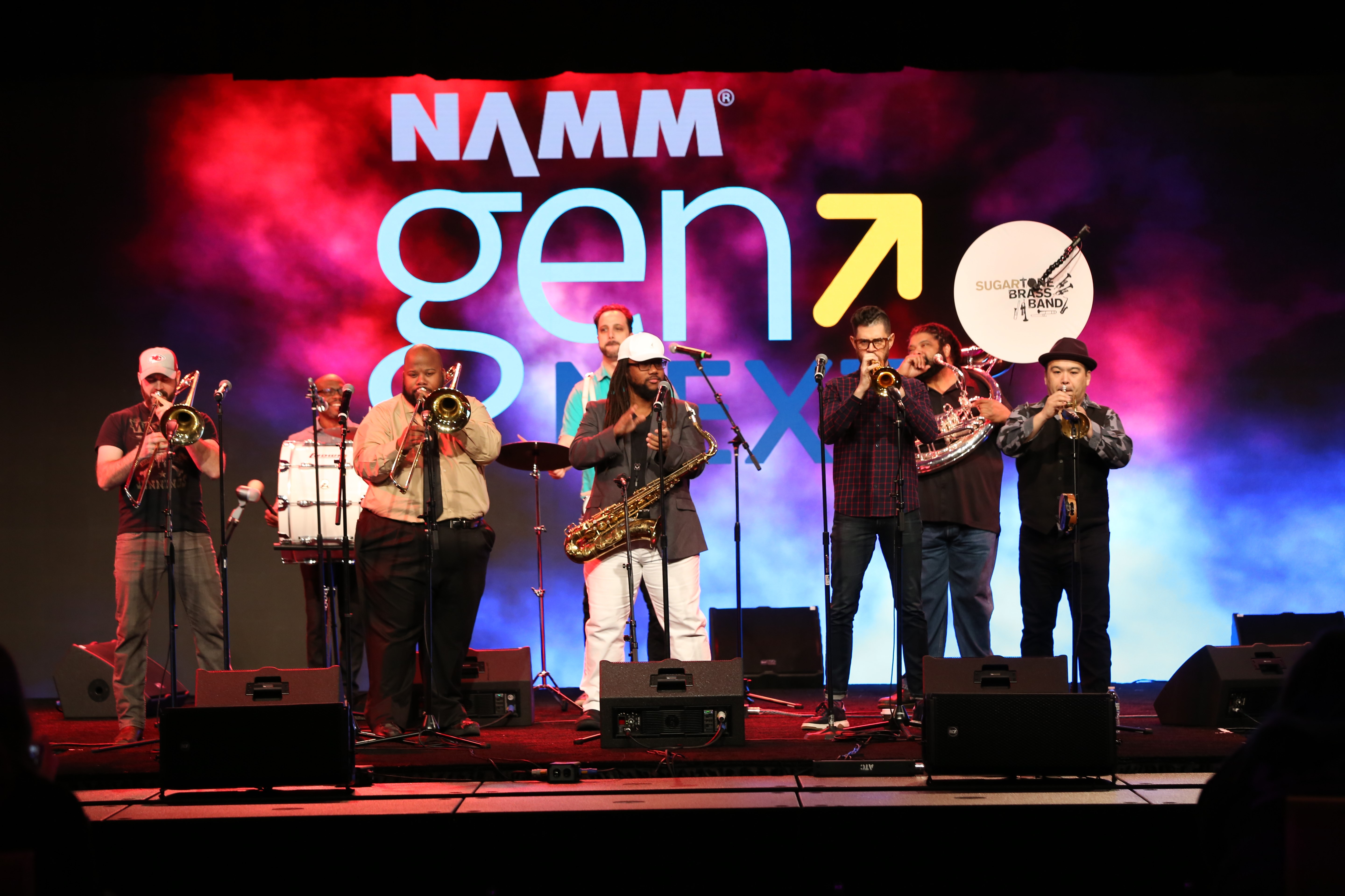 The NAMM Show