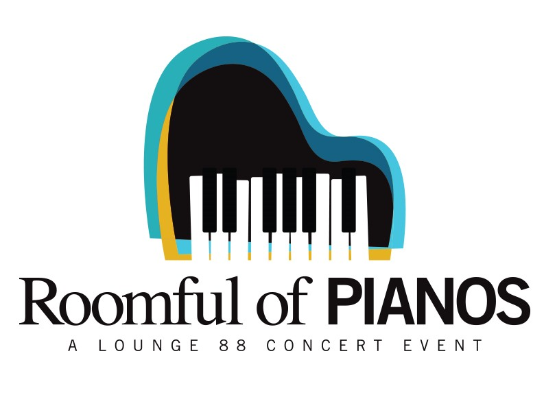 Roomful of Pianos