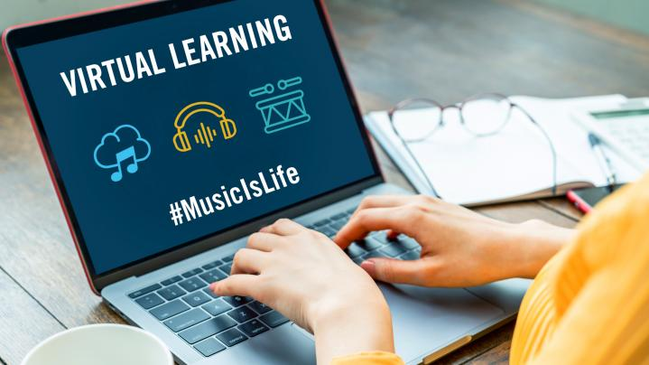 Replay The NAMM Foundation Webinar: Teaching and Learning Music Online