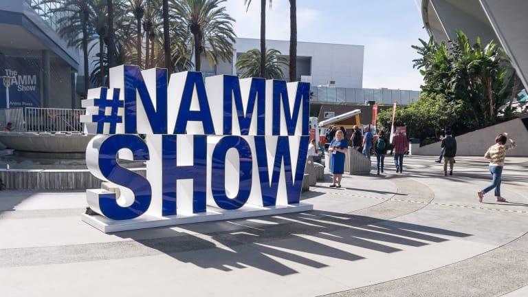 The NAMM President's Innovation Award