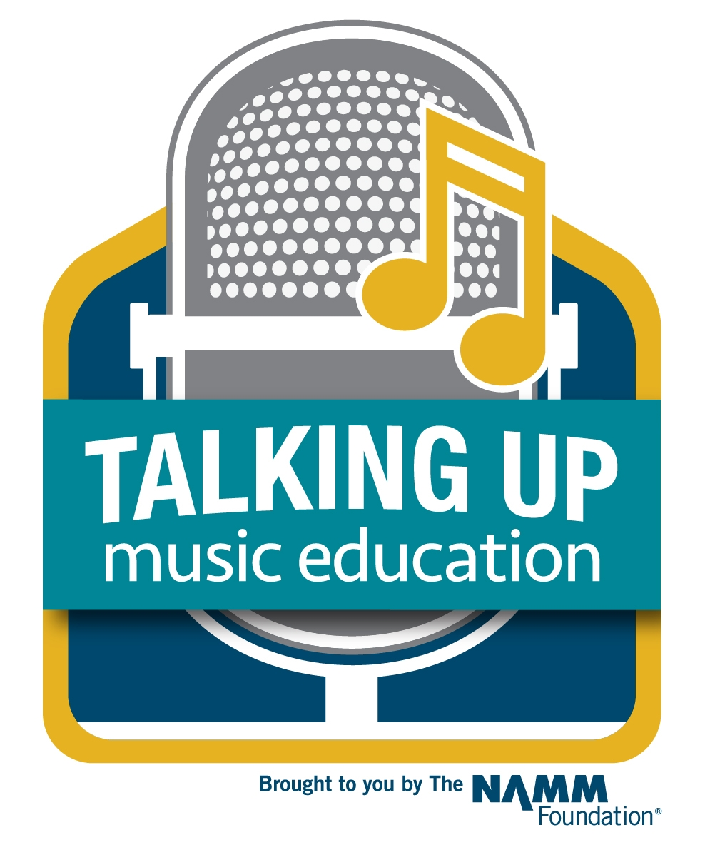 Talking Up Music Education Podcast