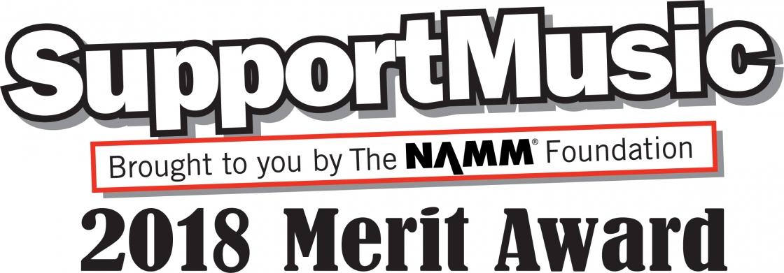 SupportMusic Merit Award