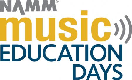 Logo of Music Education Days at The NAMM Show