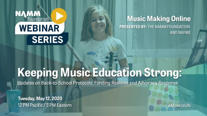 Keeping Music Strong Webinar