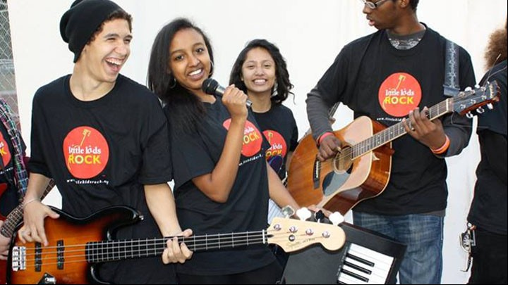 NAMM Foundation Grantee: Little Kids Rock