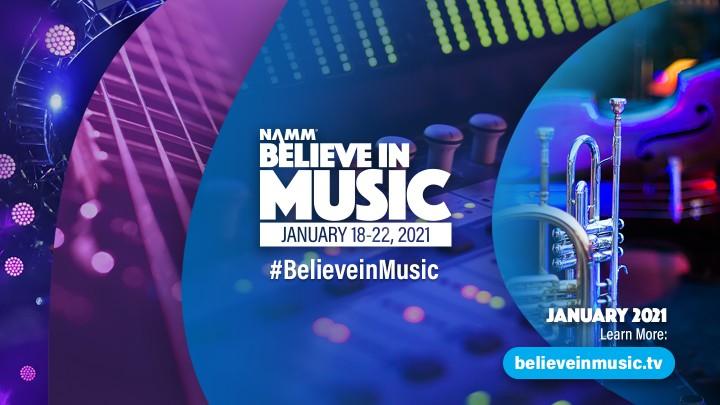Believe in Music