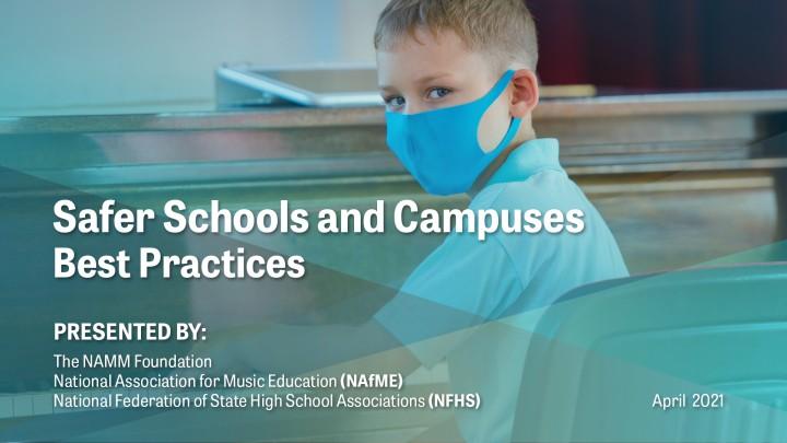 Safer Schools: Best Practices Template