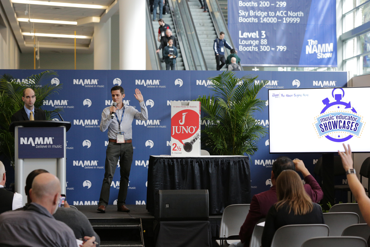 Music Education Days at The NAMM Show